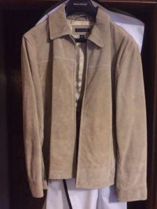 BR Suede jacket